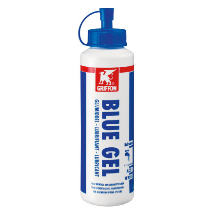 Griffon Blue Gel glijmiddel, knijpfles à 250 gram  default 435x435
