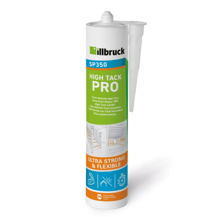 Illbruck High Tack, type SP350, 310 ml, wit