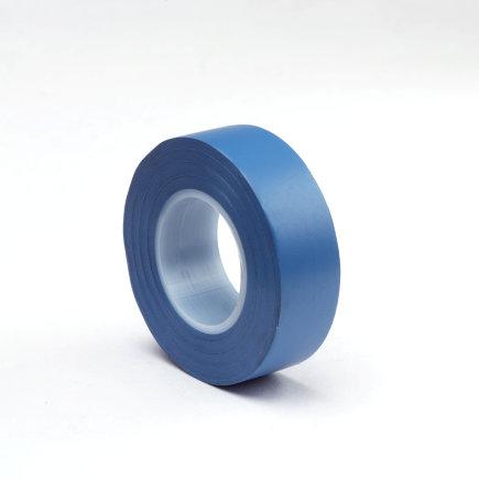 Stokvis pvc isolatietape, type AT7 BL, b = 15 mm, l = 10 m, blauw, per rol  default 435x435