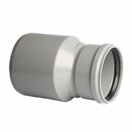 Wavin aansluitstuk t.b.v. infiltratiekrat AquaCell en ECO, grijs, 125 mm  default 435x435