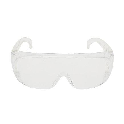 3M overzetbril, type Visitor, helder polycarbonaat lens  default 435x435