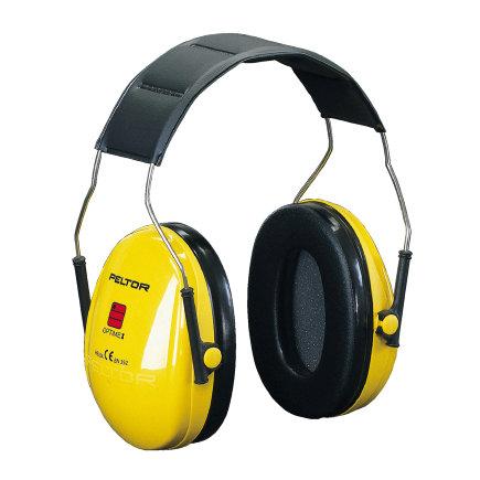 3M gehoorbeschermer, Peltor Optime I, 27 dB, geel, type H510A  default 435x435