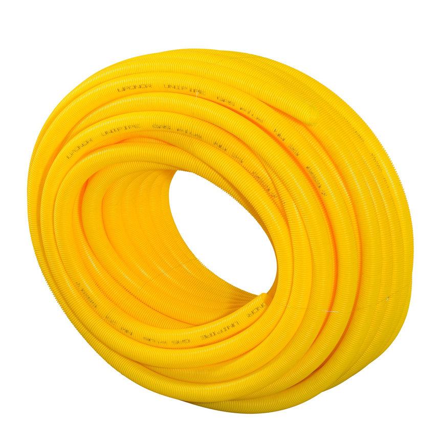 Uponor mantelbuis geel 34/29 voor MLC-G gasleiding, 20 x 2,25 mm, l = maximaal 50 m  default 870x870