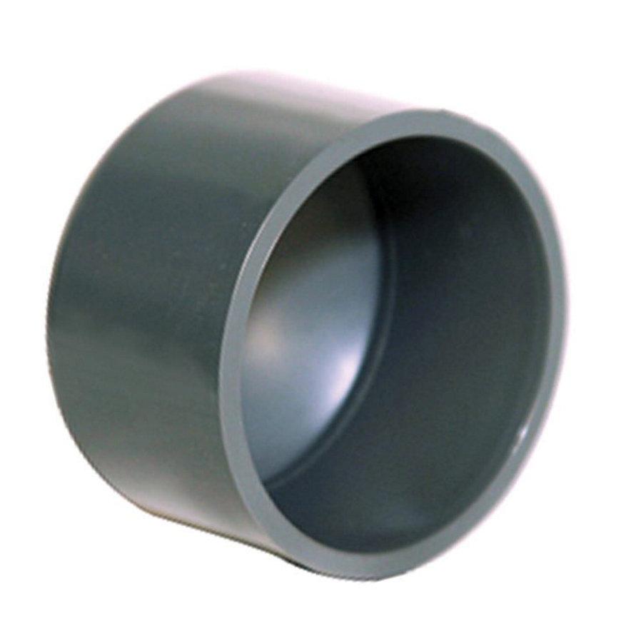 Pimtas PVC-Verschlusskappe, 1x Innenverklebung, 10bar, 315 mm