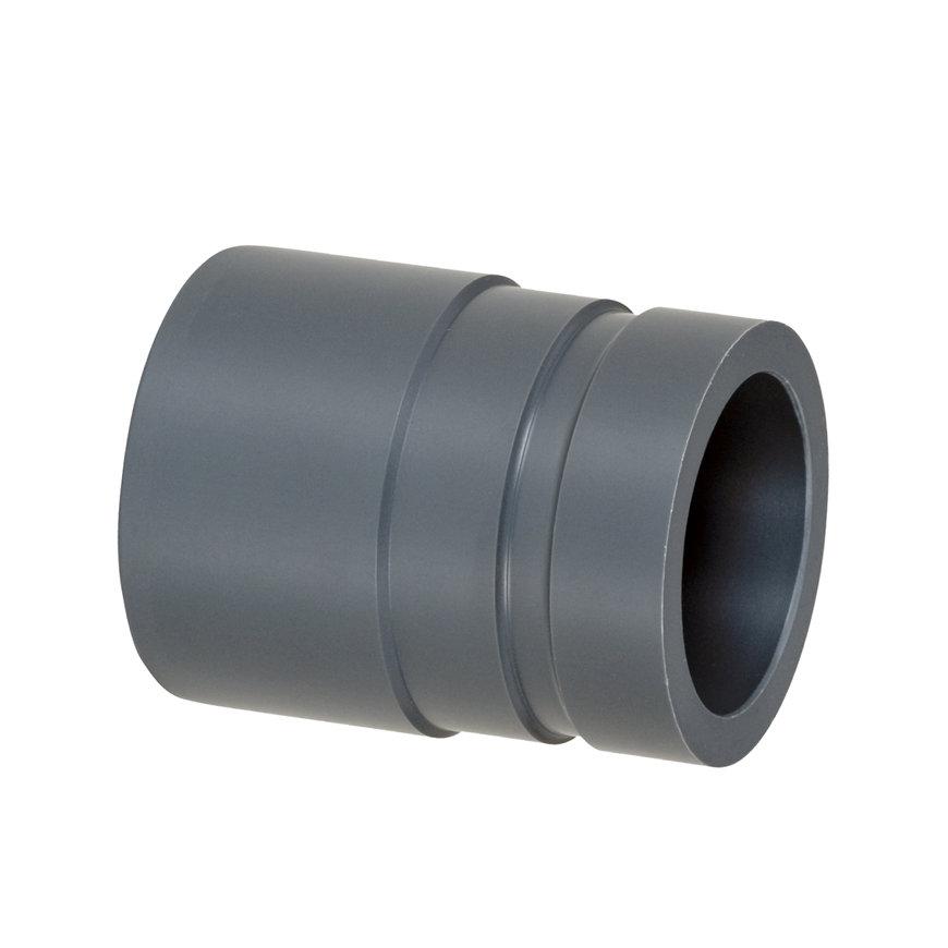 "VDL pvc overgangssok, Victaulic, 50/63 mm x 2"""