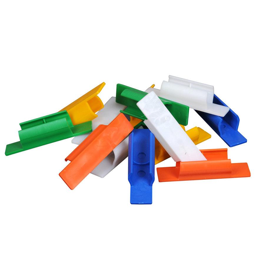 Markeer kliksysteem voor Snelflex, 5 kleuren, (5x10, stuks)