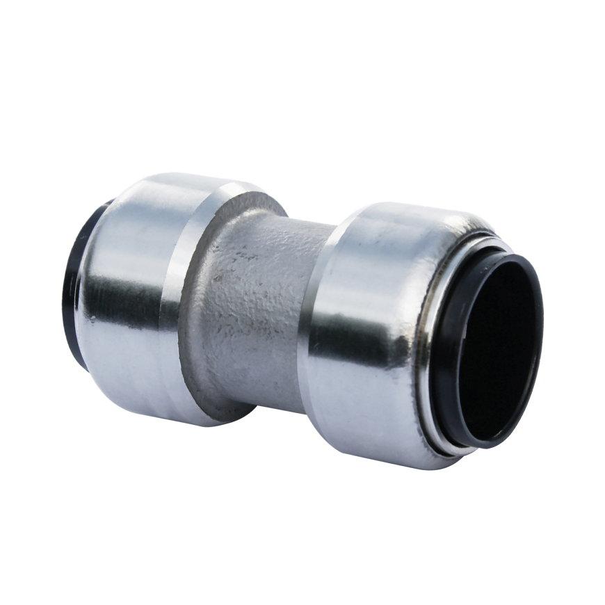 VSH Tectite overschuifkoppeling, rvs, 2x push, 22 x 22 mm, type TS270S  default 870x870