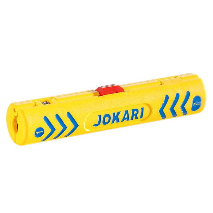 Jokari kabelmes t.b.v. coax-kabel, nr. 1 Secura, Ø 4,8 - 7,5 mm  default 870x870