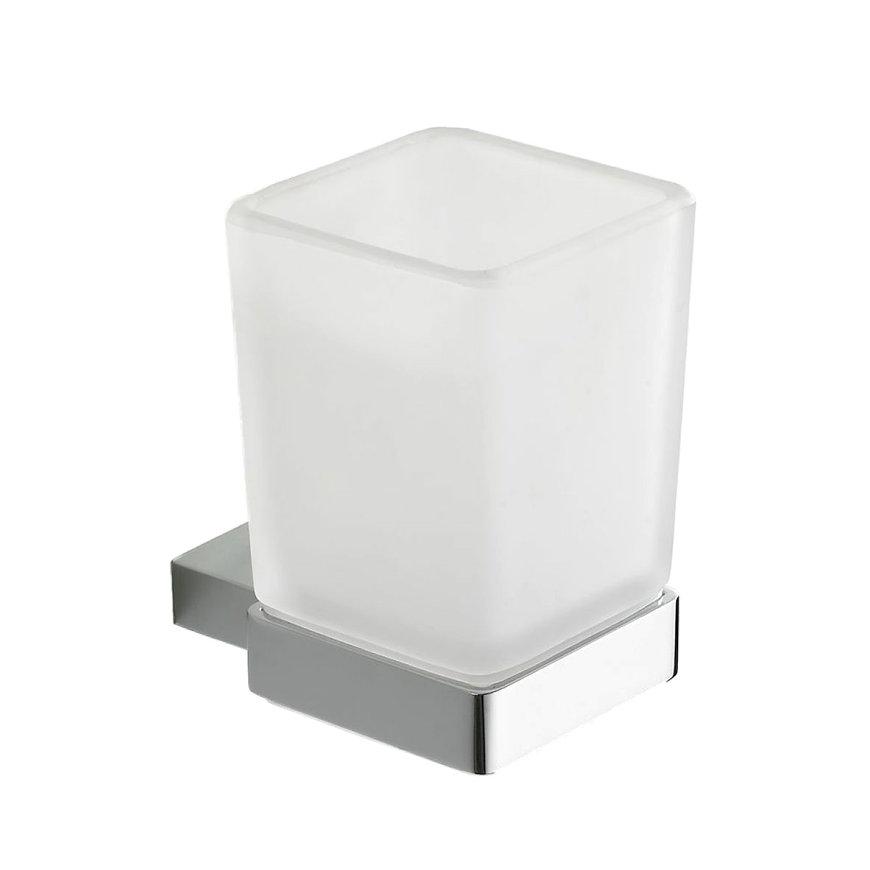 Eris glashouder met glas, chroom  default 870x870
