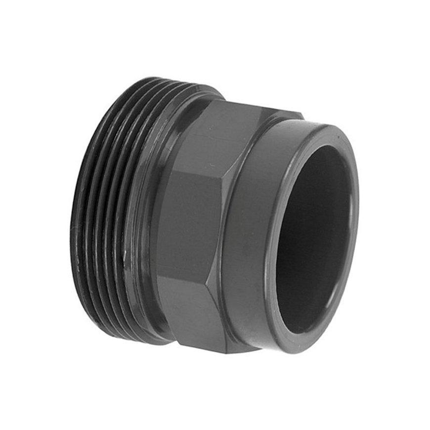 VDL draadeind voor 3-delige koppeling, inwendig lijm, 16 mm, type A