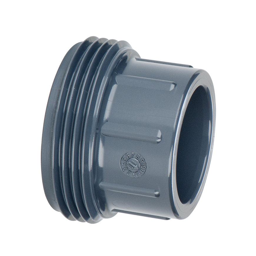 VDL draadeind voor 3-delige koppeling, inwendig lijm, 20 mm, type B  default 870x870