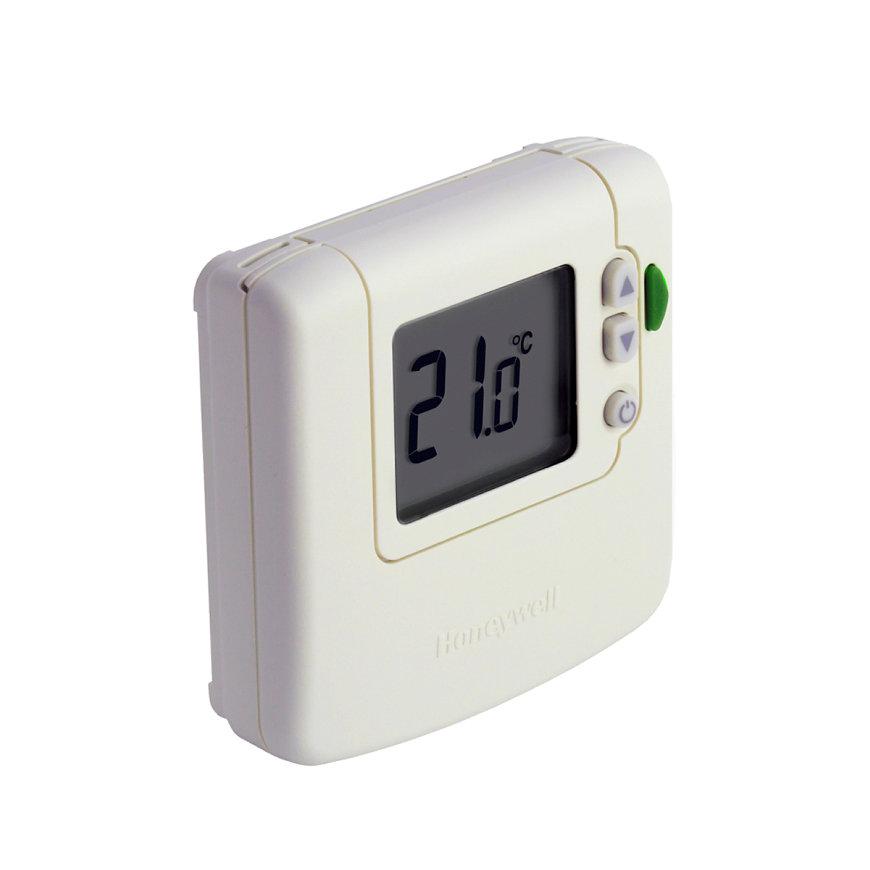 Honeywell kamerthermostaat, type DT90, bedraad, met ECO functie  default 870x870