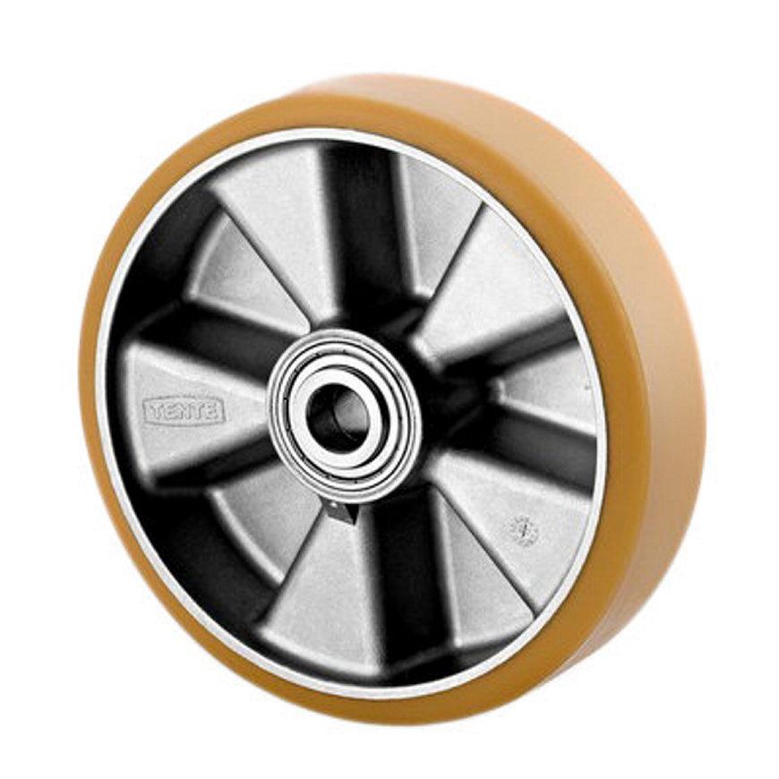 TENTE wiel, polyurethaan, 250 mm