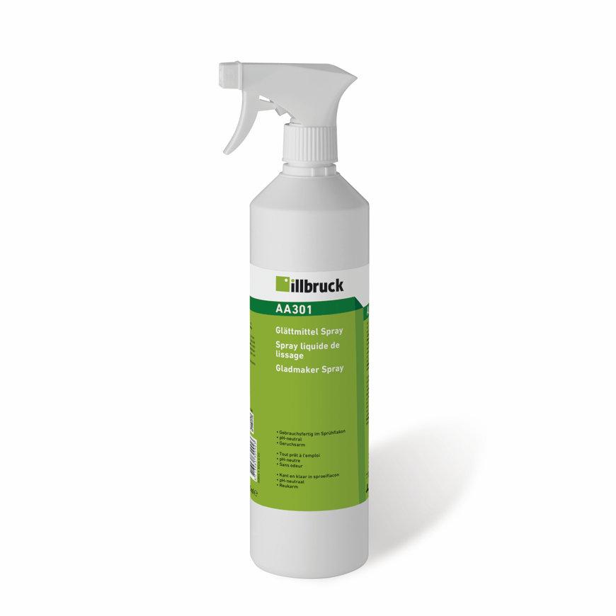 Illbruck gladmaker spray, t.b.v. siliconenkit, type AA301, 750 ml
