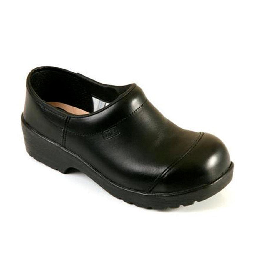 Aro schoenklompen met stalen neus, PU zool, zwart, maat 44  default 870x870