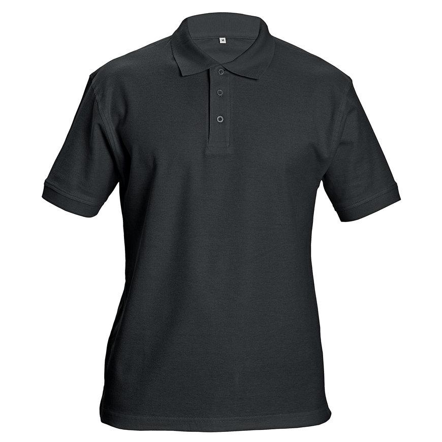 Cerva Dhanu poloshirt, zwart, maat L  default 870x870