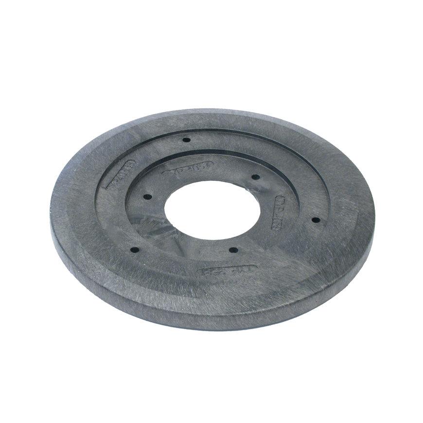 AVK Bodenplatte für Straßenkappe, Typ Pera/Purdie, Kunststoff, rund, Serie 80/441