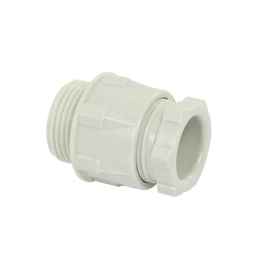 OBO wartel, polystyreen, lichtgrijs, IP54-65, PG 42