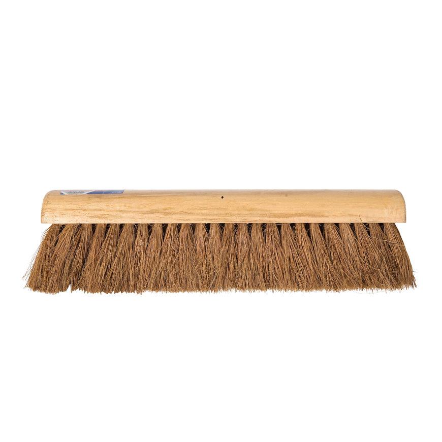 Talen Tools zaalveger, kokos haren, 60 cm, excl steel