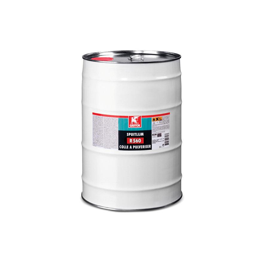 Griffon spuitlijm, type R 560, vat met schenktuit à 25 liter  default 870x870