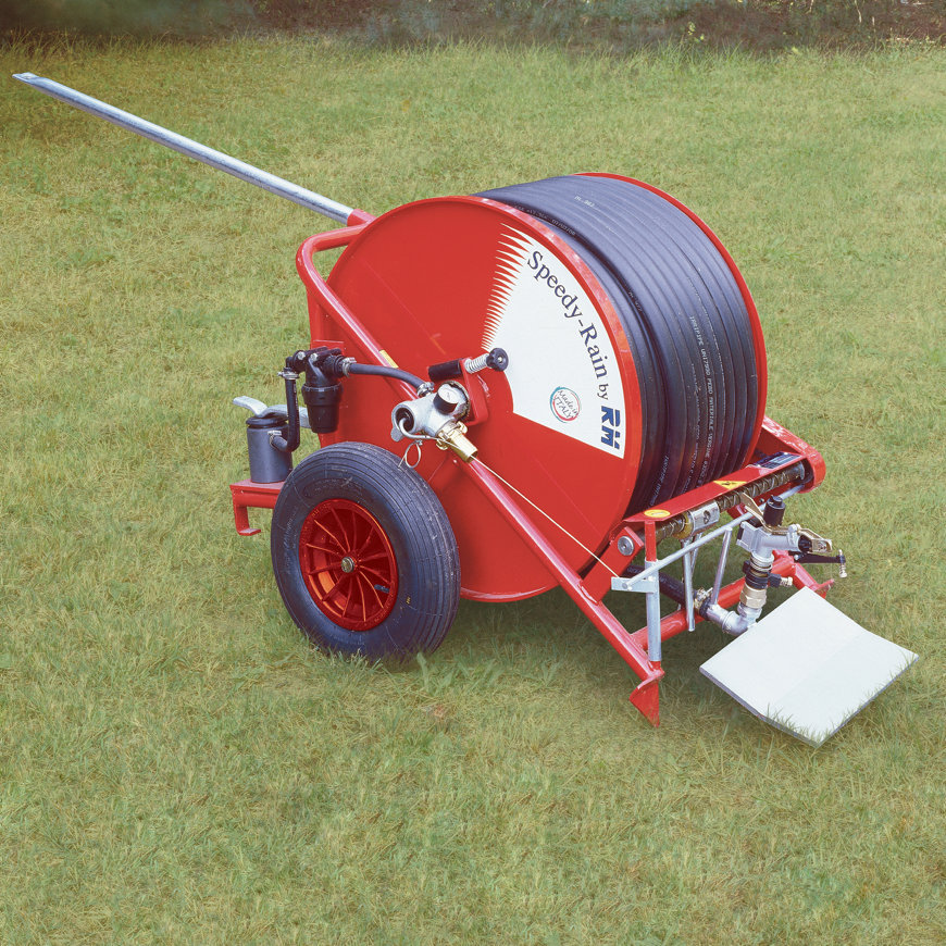 RM beregeningshaspel, Speedy-Rain 300 Garden, slangdiameter 32 mm, l = 90 m  default 870x870