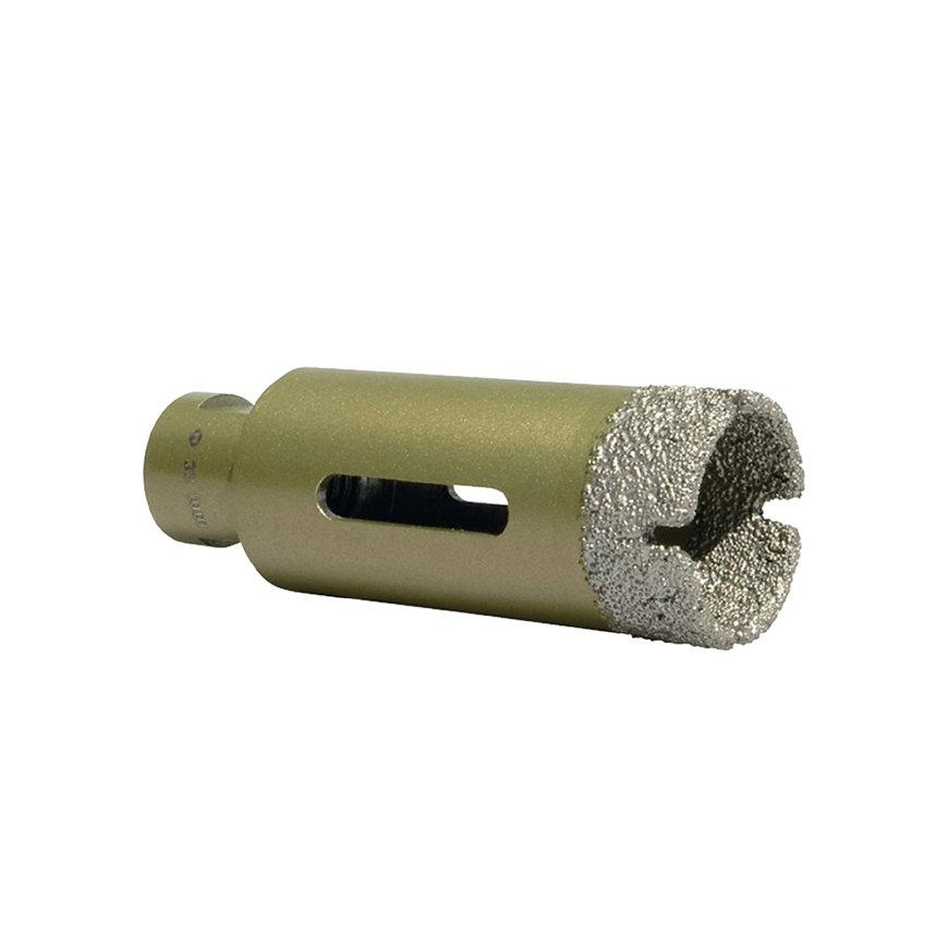 Promat diamantboorkroon, d = 15 mm, l = 70 mm, geschikt voor tegels/graniet/marmer, M14