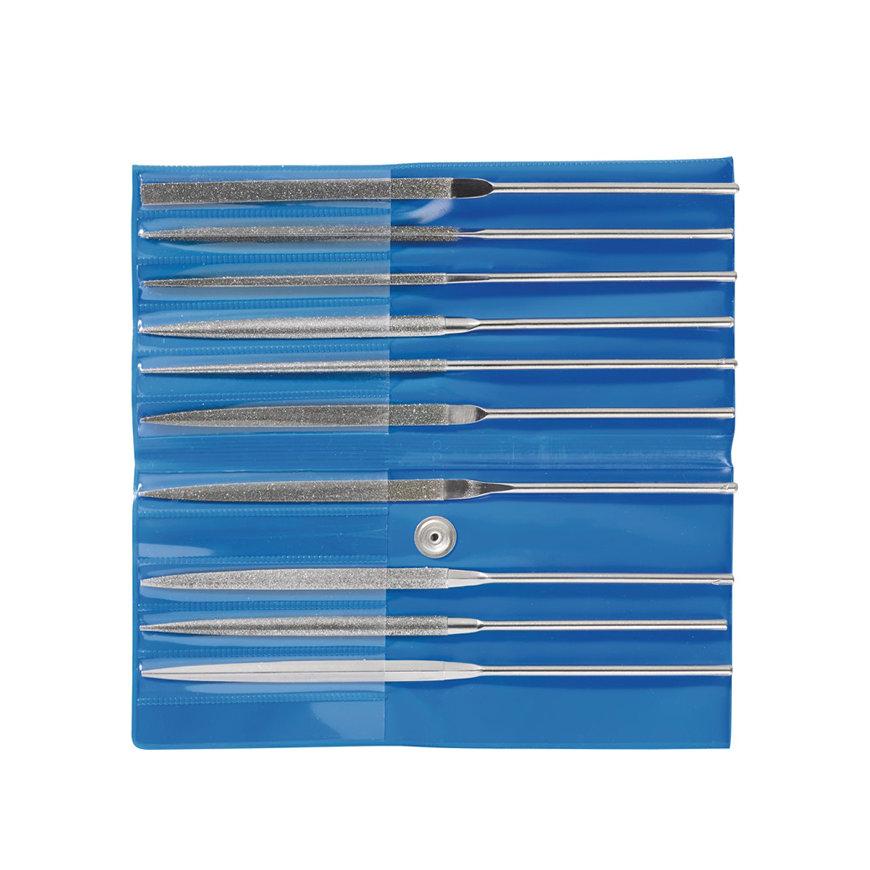 Promat naaldvijlenset, D 126, l = 140 mm, 6-delig