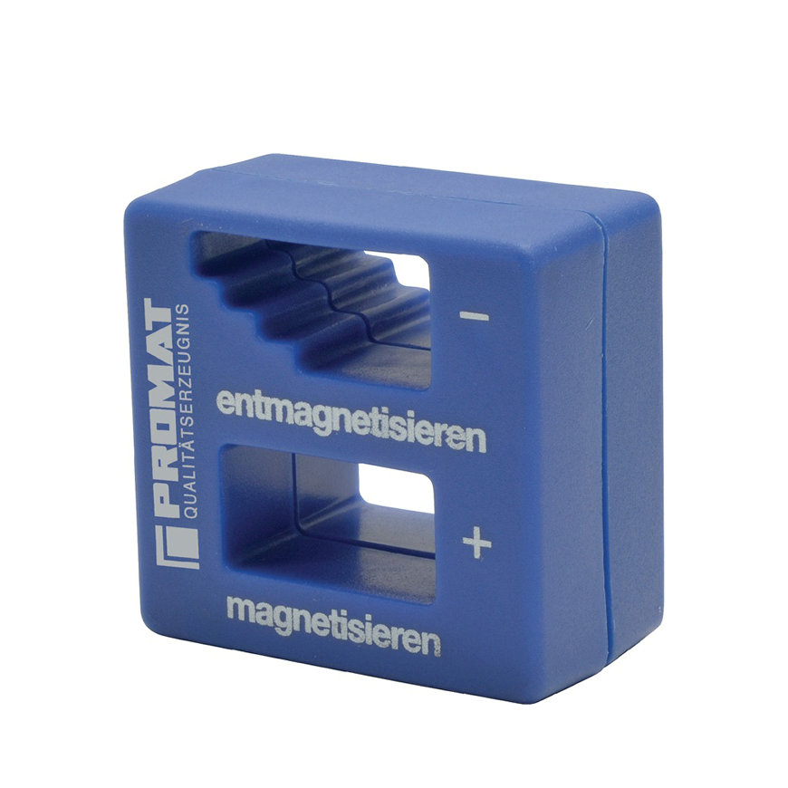 Promat (ont)magnetisereerapparaat, 48 x 50 x 28 mm