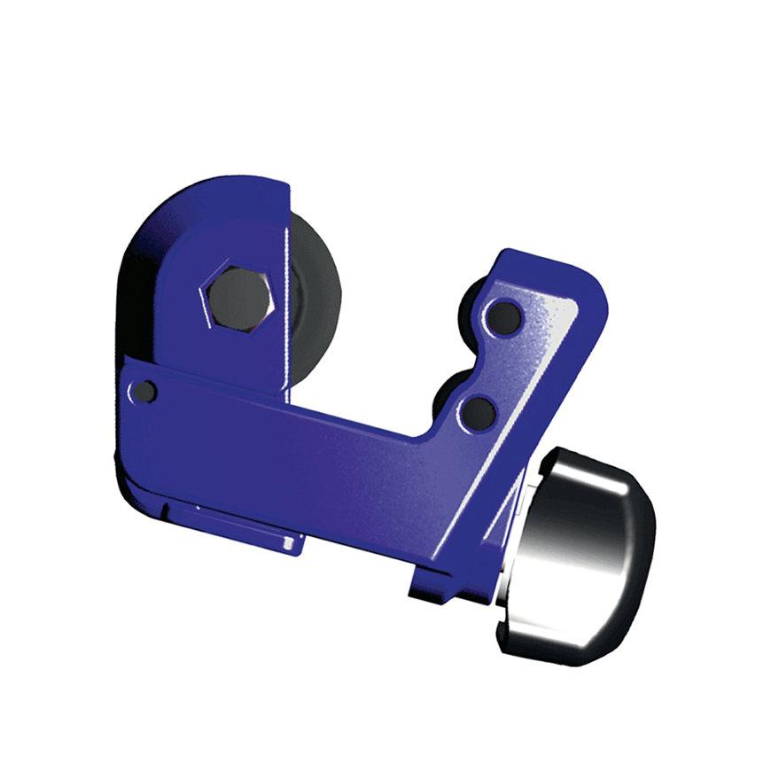 Promat pijpsnijder, mini, voor dunwandige metalen buizen, werkbereik 3 - 16 mm, l = 50 mm