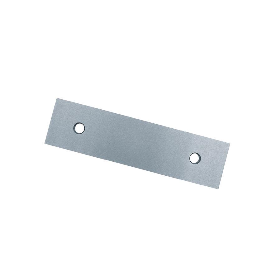Promat reservemes voor plaat-/rondstaalschaar, ondermes, l = 180 mm, voor 2BR/6