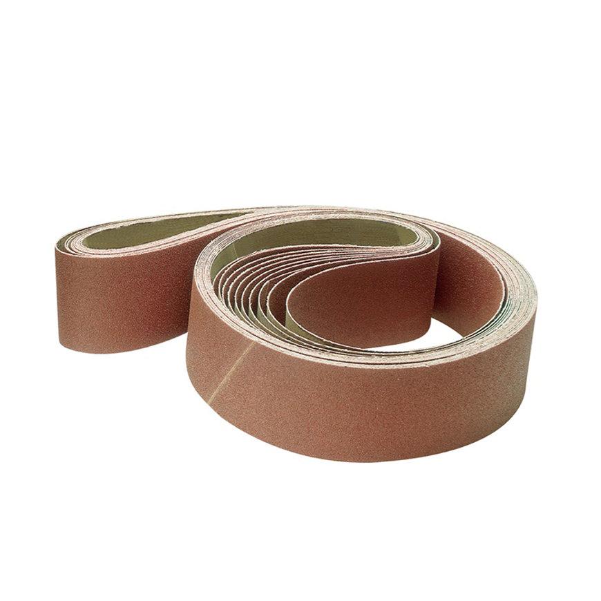 Promat schuurband, l = 2000 mm, b = 150 mm korr. 60, korund, voor hout/metaal