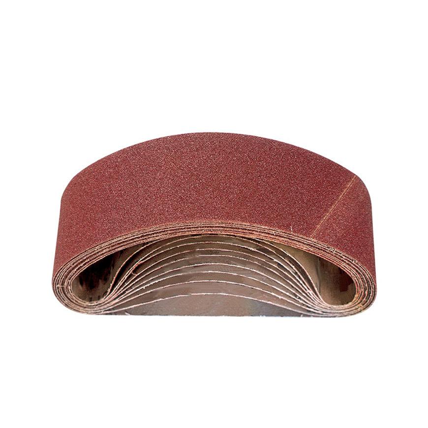 Promat schuurband, l = 620 mm, b = 100 mm, korrel 60, korund, voor hout/metaal