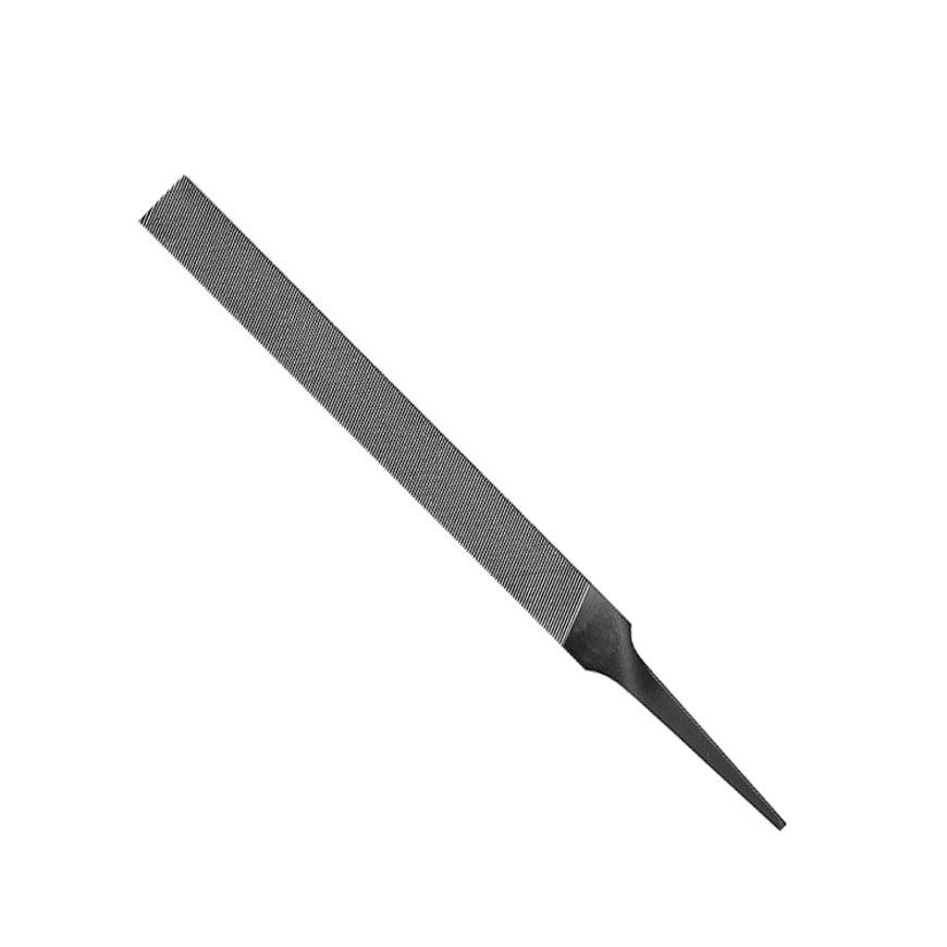 Promat sleutelvijl, platstomp, DIN 7283, l = 100 mm, dwarsdoorsnede 10 x 1,4 mm, kap 2