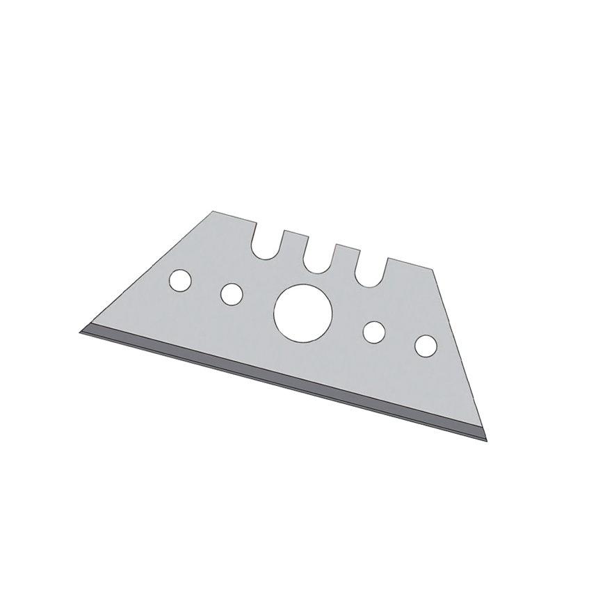 Promat trapeziummes, ijsgehard, 52 x 18,7 x 0,65 mm, verpakking à 10 stuks
