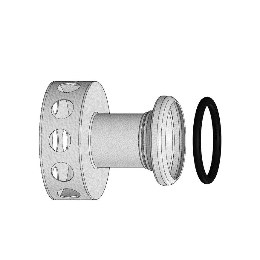 Dallai Saugkorbx M-Teil, ModellB-1, verzinkt, 50mm