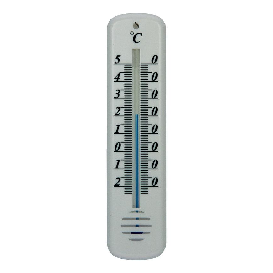 Thermometer voor buiten, kunststof, 14 cm