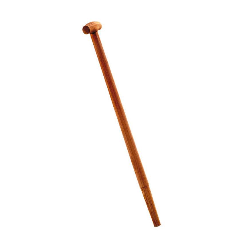 Talen Tools spadesteel, T-greep, gewaxt essenhout, l = 100 cm