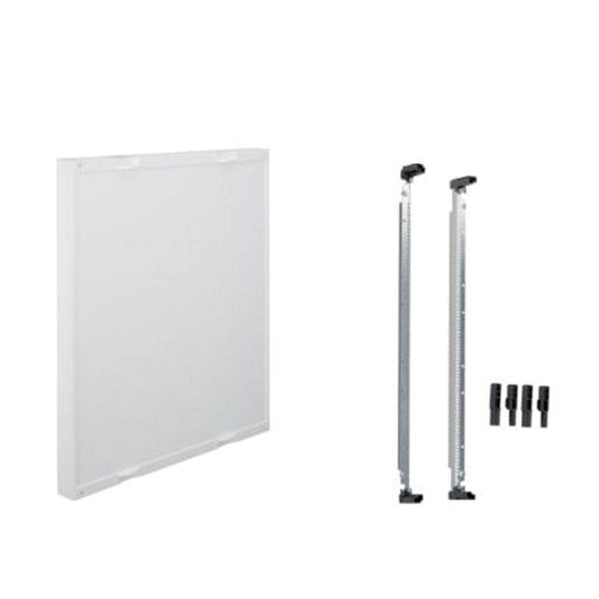 Hager aardrailunit, leeg, 600 x 500 mm
