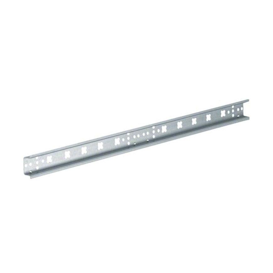 Hager DIN-rail, 2 veld 500 mm