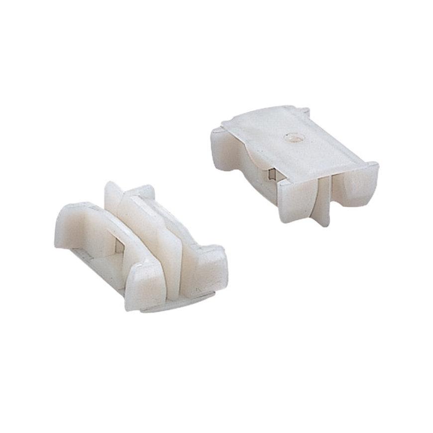 Hager draagsteunverbinding voor 2 draagsteunen, 2 stuks