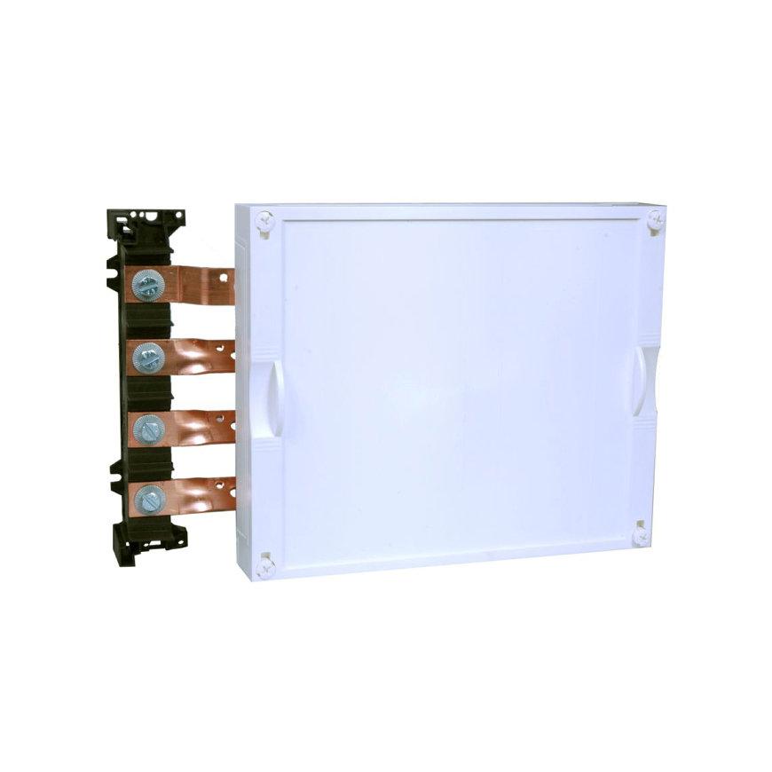 Hager verticale verdeelklem, 4-polig, 160A, 25 x 4 mm