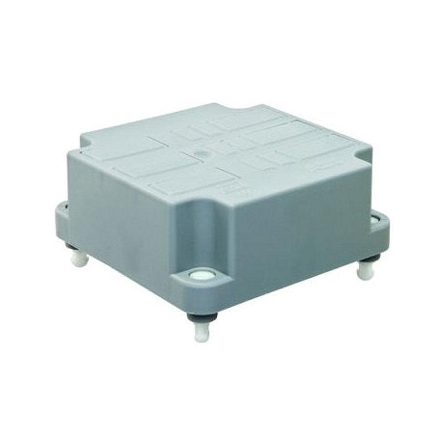 ABB connectordeksel zonder chassisdelen, grijs