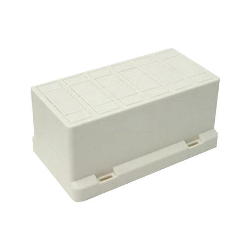 ABB connectordeksel 1x 3p, +aansluitdraden, 3611GB1