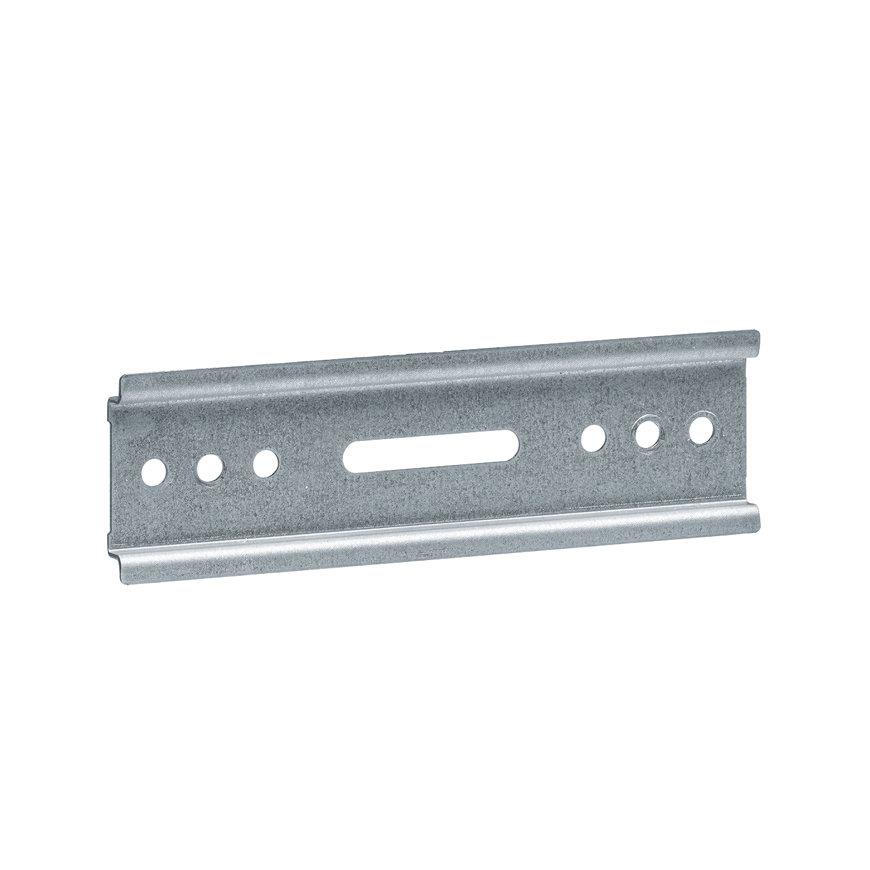 Hager Vision cliprail voor rijgklemmen, l = 116,5 mm, h = 7,5 mm