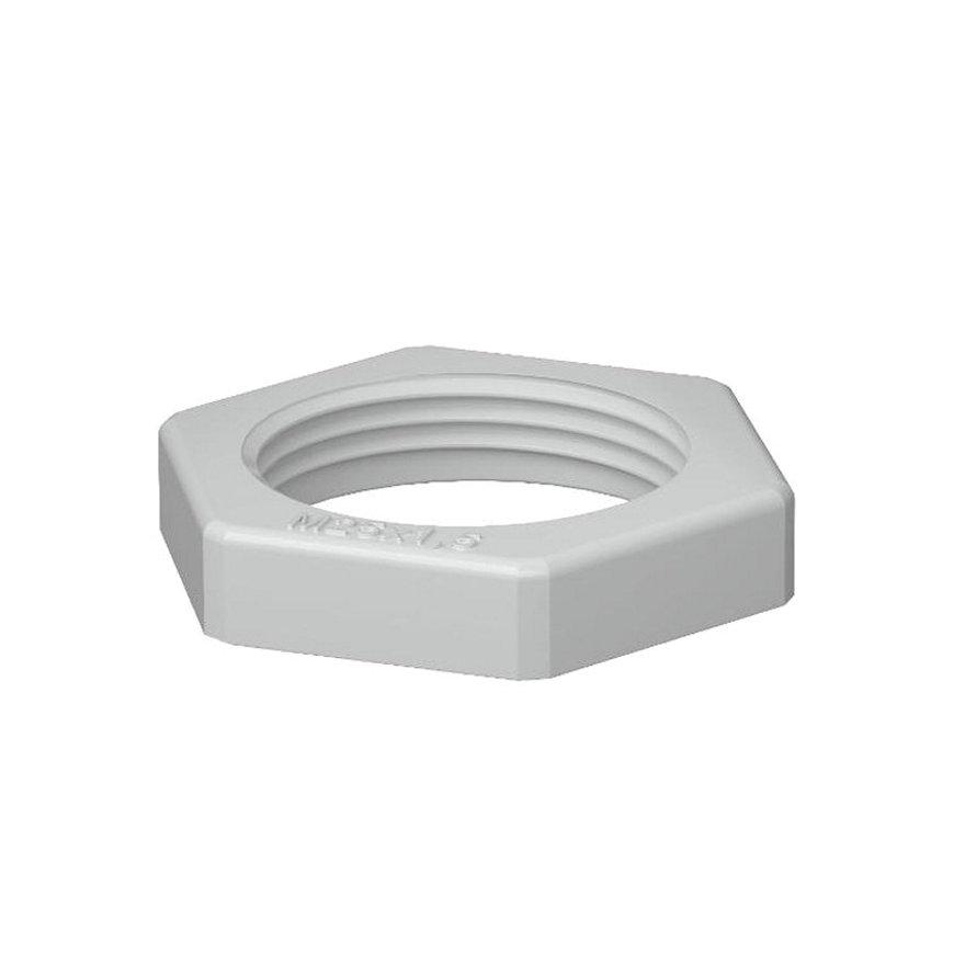 OBO wartelmoer, polyamide, lichtgrijs, M50