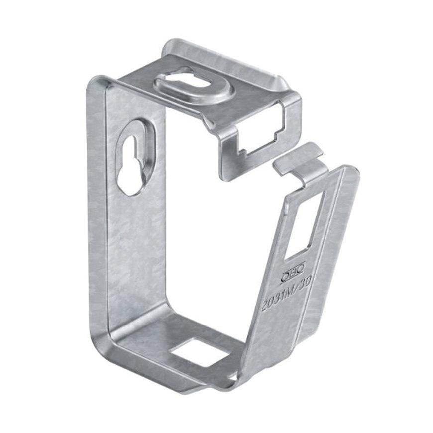 OBO kabelklem, Grip Metall, sendzimir verzinkt, 30x NYM 3x 1,5 mm², 25 stuks