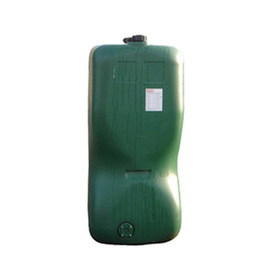 Regenwassertank, Polyethylen, 750Liter, 73x73x166 cm, oberirdisch