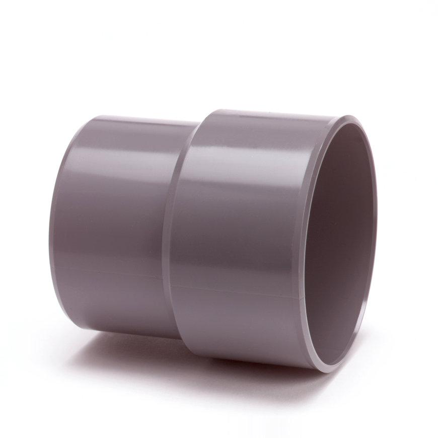 Pvc reparatiemof, inwendig lijm x verjongd spie, grijs, 75 x 68 mm  default 870x870