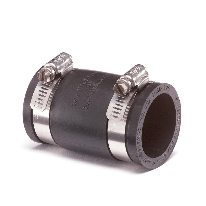 Fernco flexibele koppeling, 80-95 x 80-95 mm  default 870x870