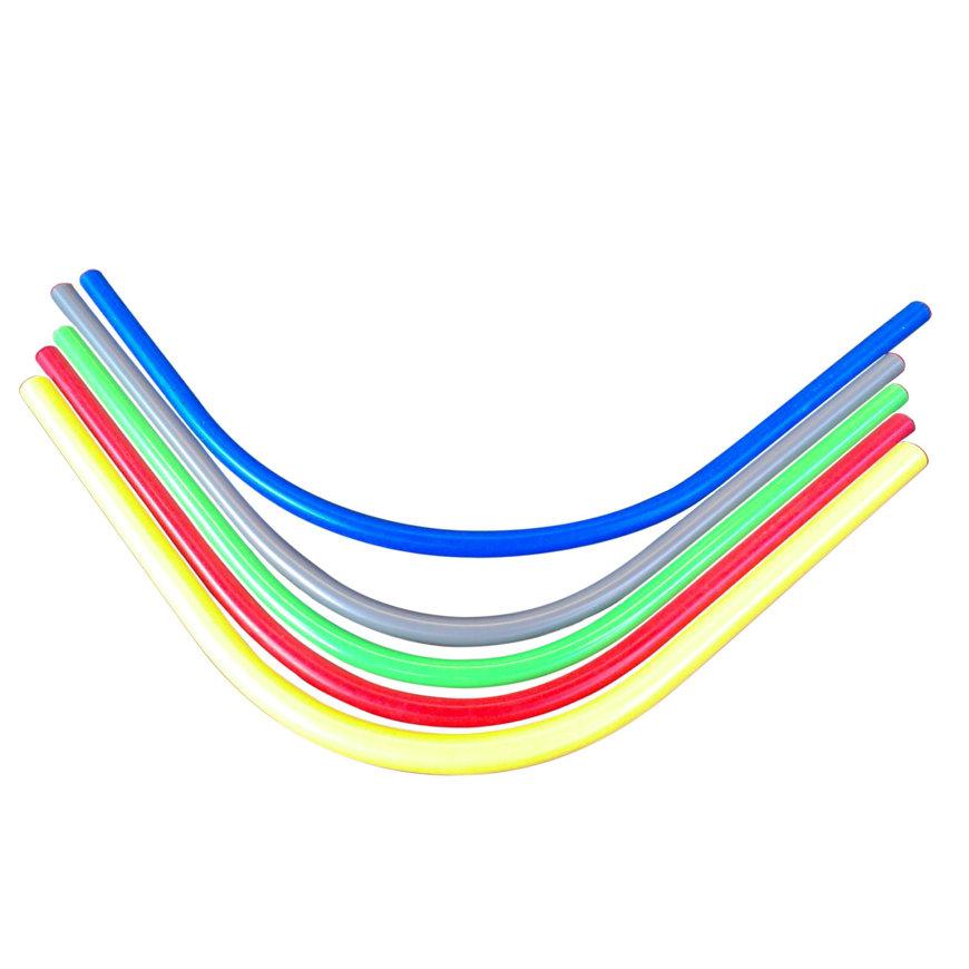 Pvc invoerbochten 90°, set, 4250 mm, set à 3x 50 mm, 1x 63 mm, 1x 50 mm